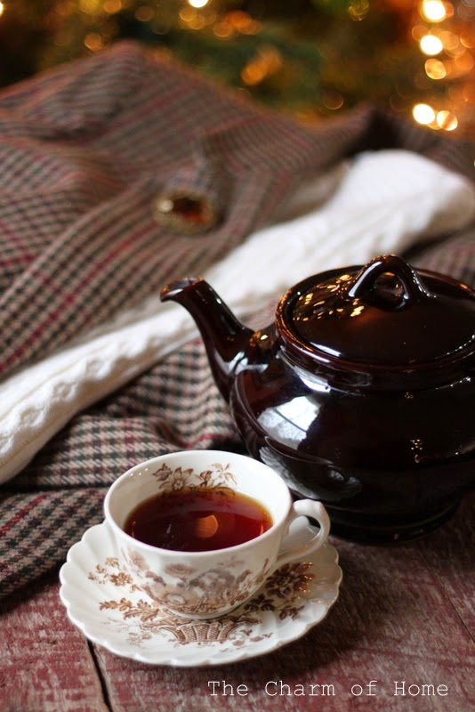 Tweed Tea: The Charm of Home