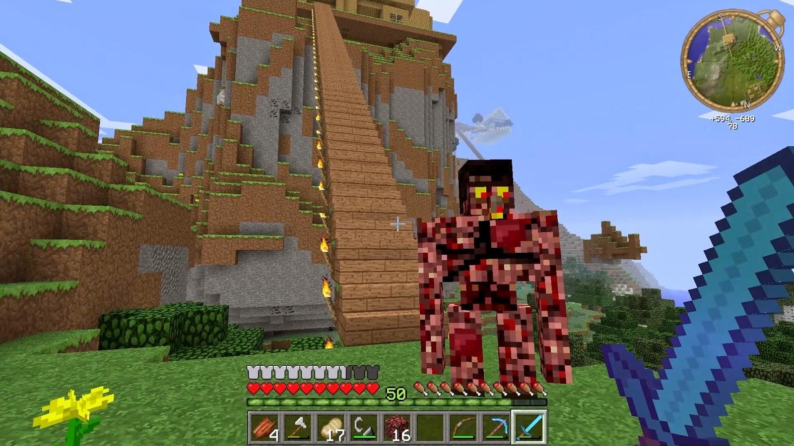 Minecraft 1 7 2 Franxsoft