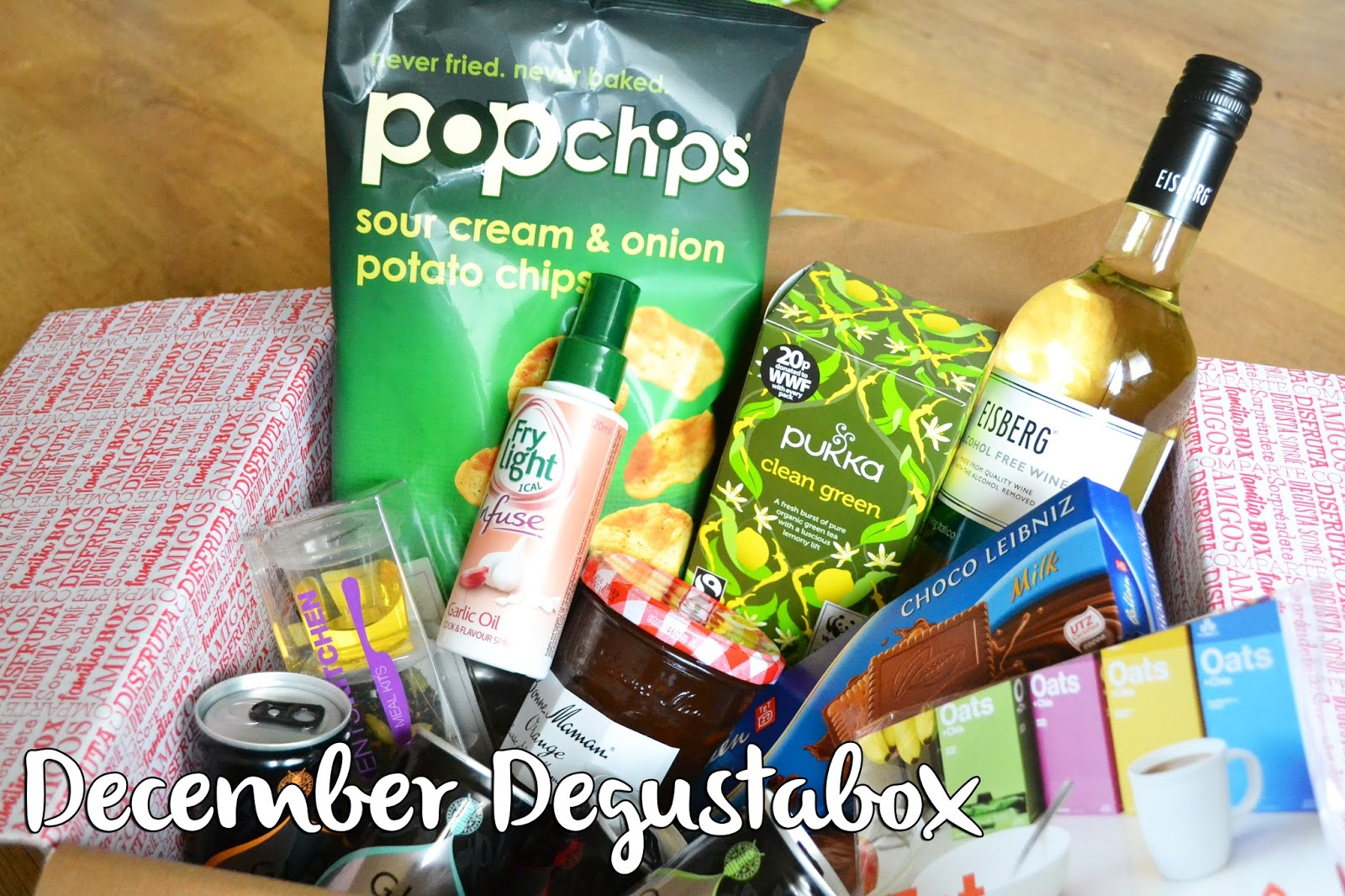 monthly food box
