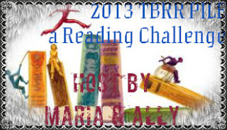 Fantasy Reading Challenge 2013