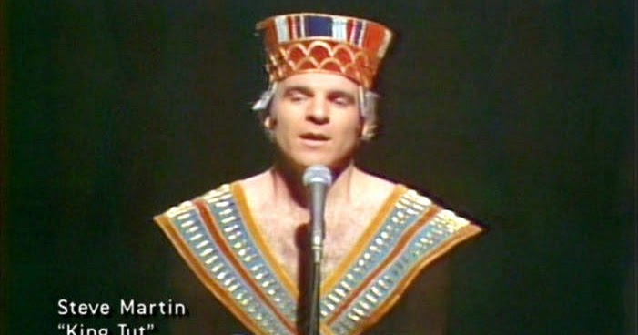 Midtown Blogger/Manhattan Valley Follies: King Tut- Steve