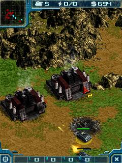 game nokia 5233 Art of War 2 Global Confederation
