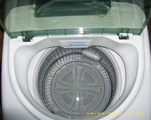 so far so good haier hlp21n pulsator 1 cubic foot portable washer haier portable washer. Black Bedroom Furniture Sets. Home Design Ideas