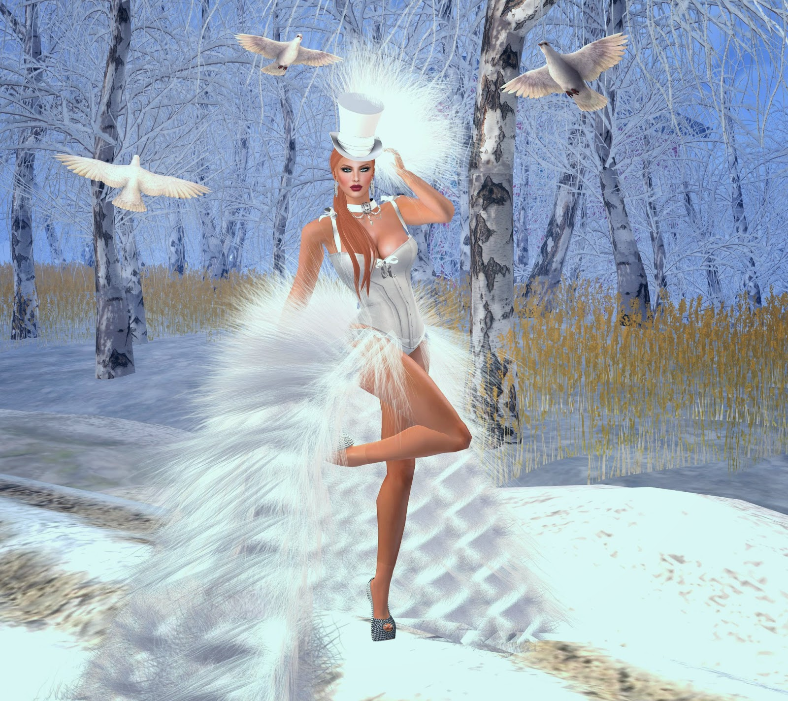 topazia,miss dove,peace on earth 2014