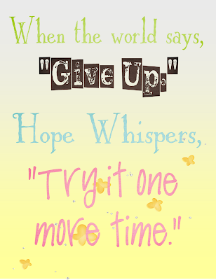 inspired by kindergarten motivational monday