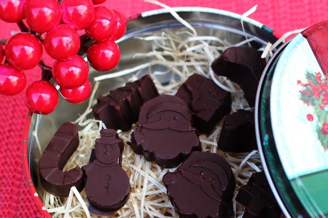 cioccolatini natale