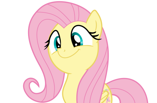 Fluttershy in The Cutie Map