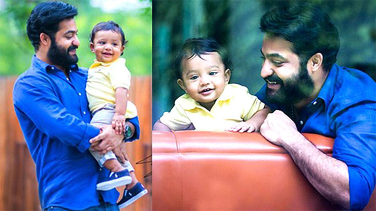 Jr ntr age height son wife profile biography family photos for Family deal com