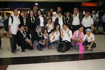 Sesaat di Bandara I Gusti Ngurah Rai