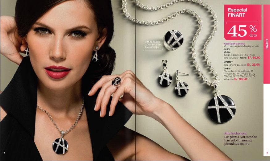 Finart bijouterie catalogo 2015