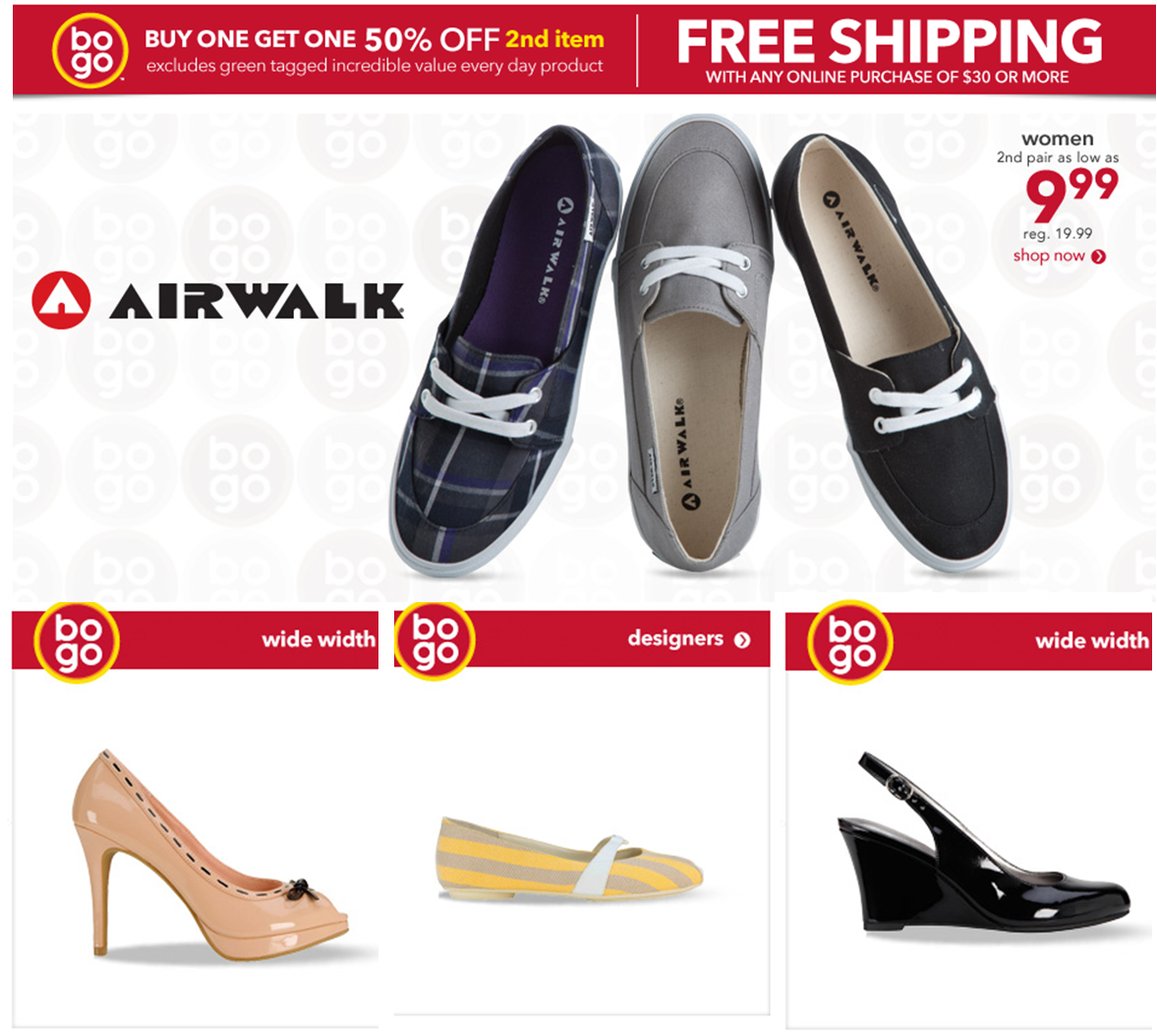 Buy Payless Shoes Online Canada