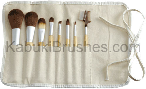 Bamboo Makeup Brushes3