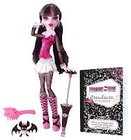 Poupée Monster High Draculaura Basic