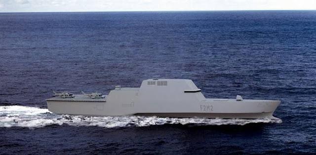 F110 class frigate