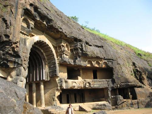India: La Milenaria y misteriosa   Cuevas+de+ajanta1
