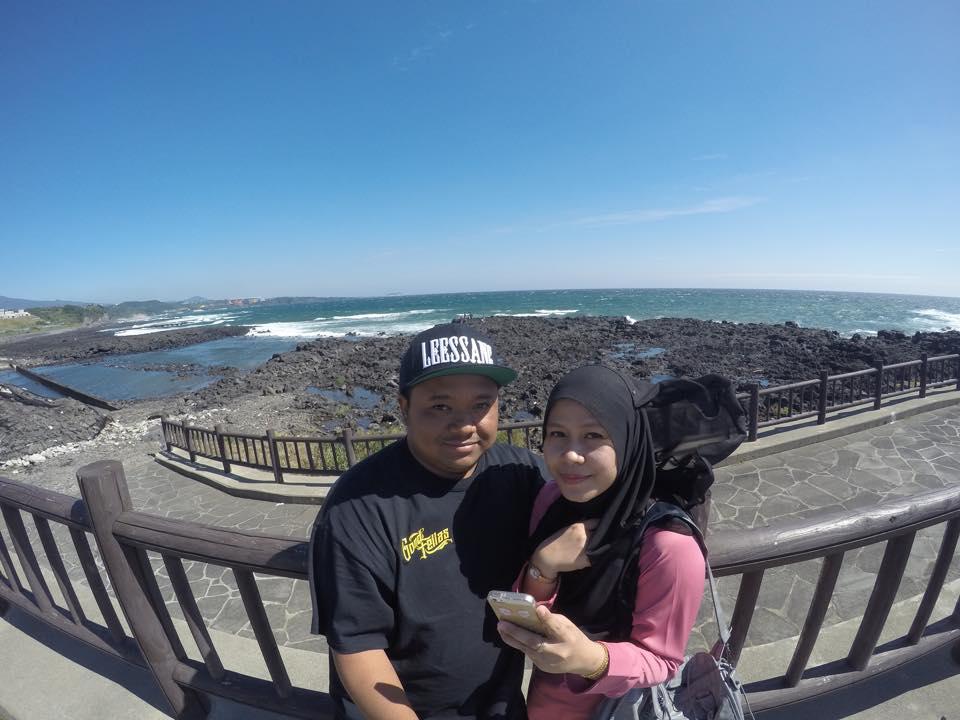 Kami di Jeju Island, Korea