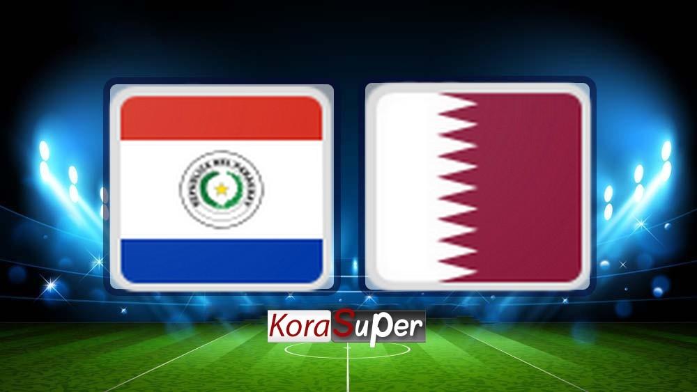 الان Live بث حي مباراة قطر وباراجواي 16-06-2019 كورة أُونْلايْن لِإِيف