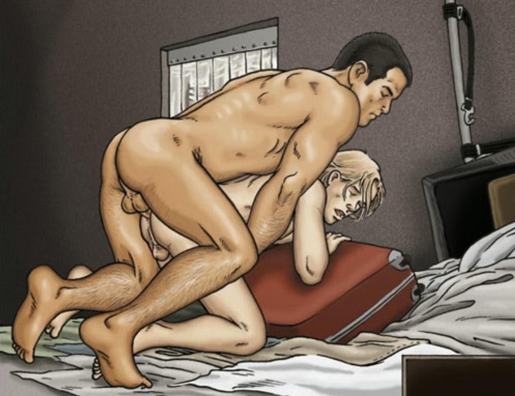 Смотреть Порно Гей Инцест
