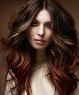 celebrity Long Haircut 2012 ideas