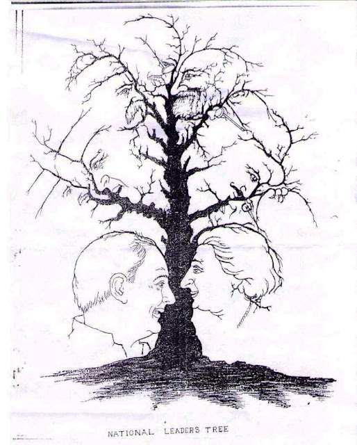 National Leaders Tree