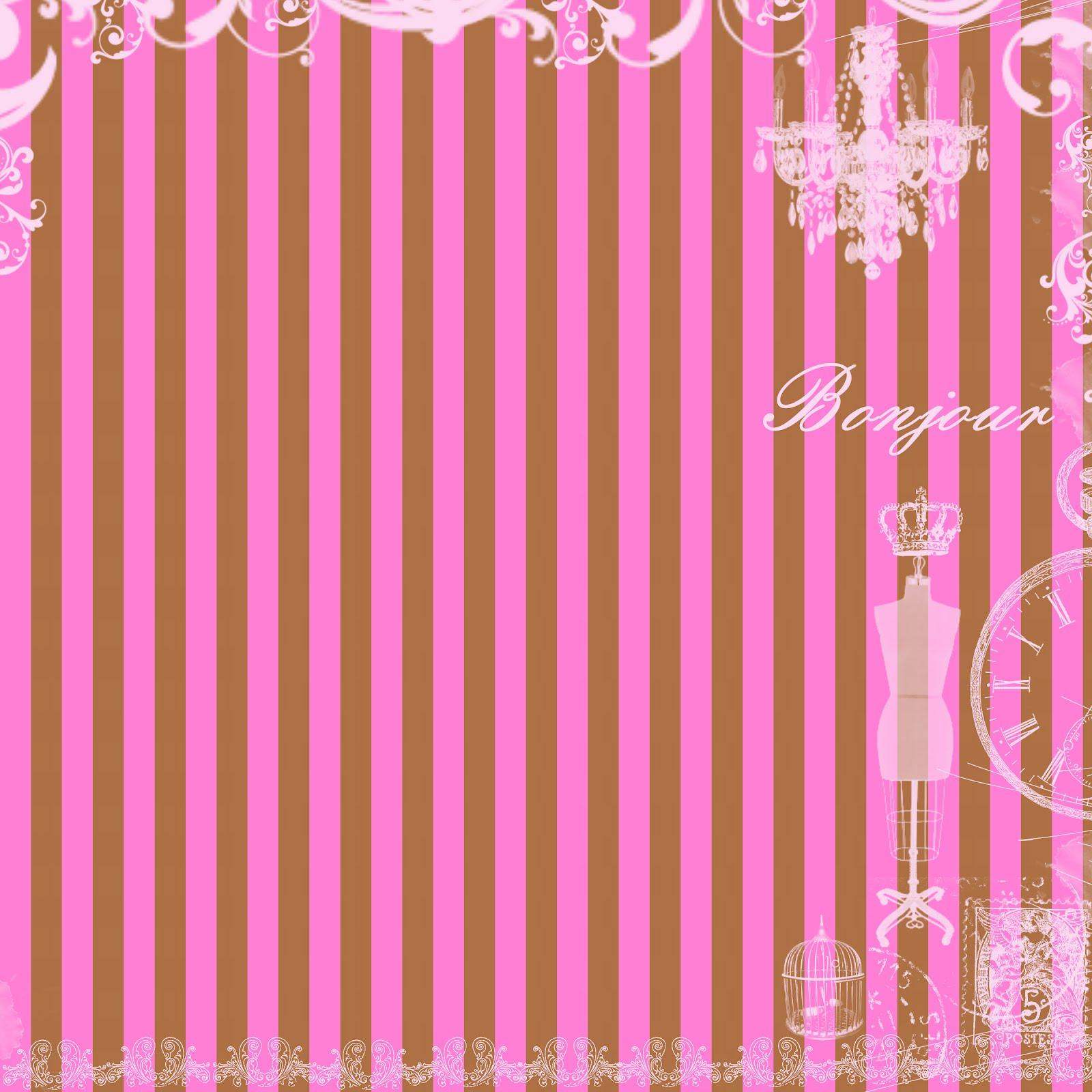 Pink Scrapbooking Scrapbook Paper Pink