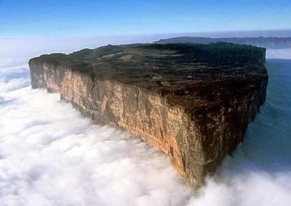 Montañas de Roraima, Venezuela