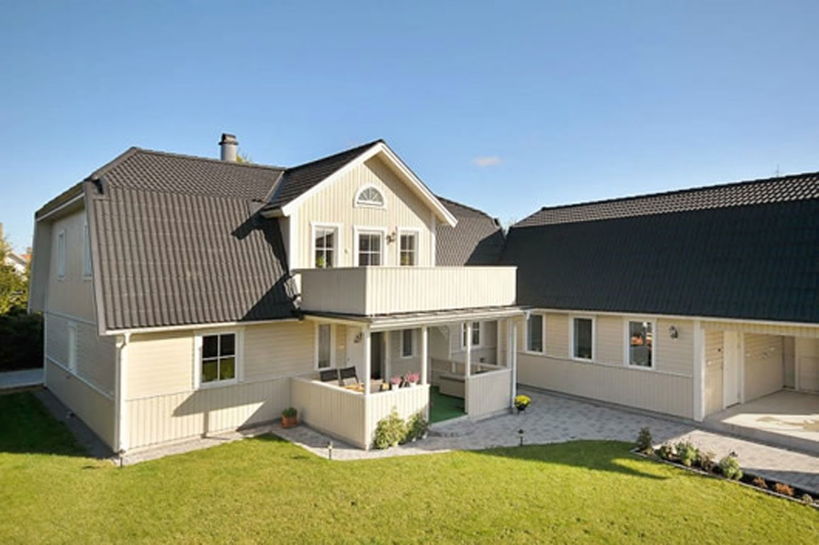 Sports and home sweden homes exterior designs for Swedish home design