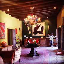 Hotel California Todos Santos Bcs Pedregal De La Paz
