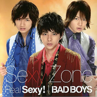 SINGLE: Real Sexy! / BAD BOYS