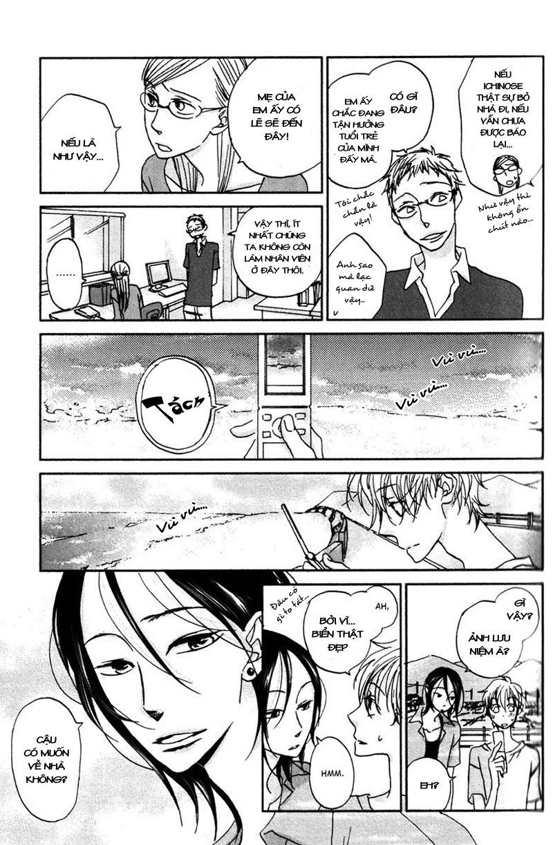 Koi No Mannaka chap 7 - Trang 9