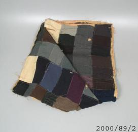 Wagga Rug made of wool suiting
