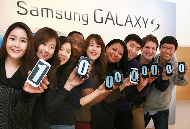 What Samsung Mobile Achieved in 2013?