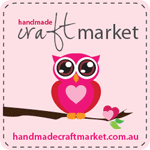 See me at the Handmade Craft Market