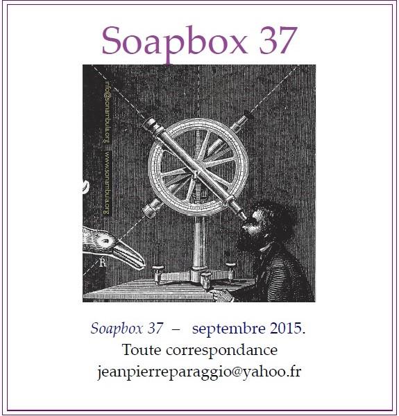SOAPBOX 37 - SEPTEMBRE 2015 - L'UMBO