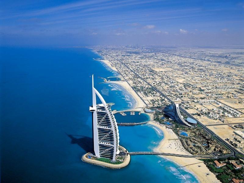 WTA DUBAI 2013 : infos, photos et vidéos Dubai-burj+al+arab