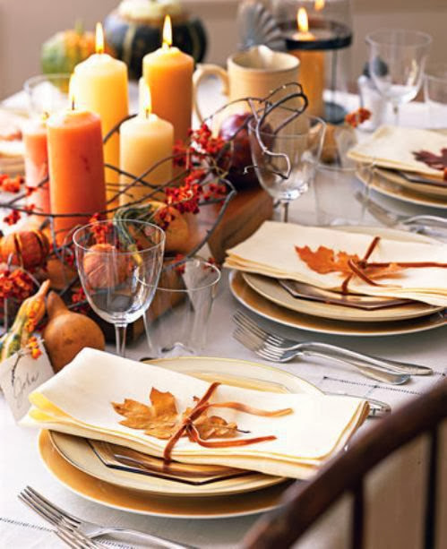 thanksgiving wedding theme