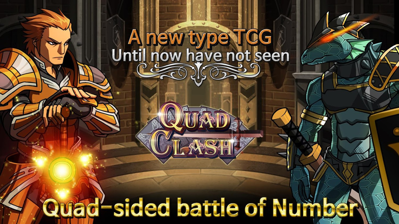 Quad Clash Gameplay IOS / Android