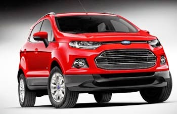 Ford India Improves March Sales More Than 50 Percent