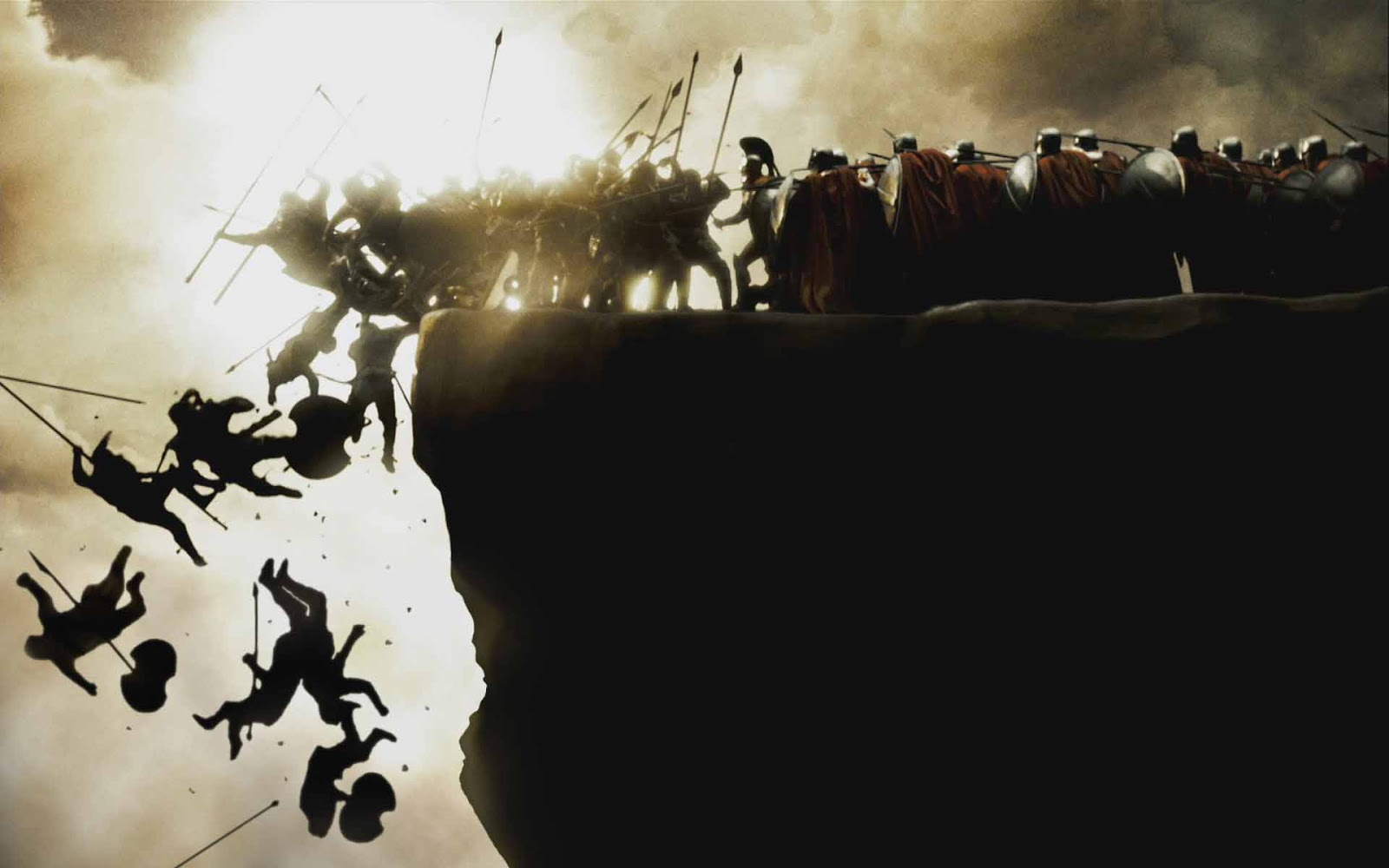 Cliff 300 Video game Elites Halo Grunts Spartans HD