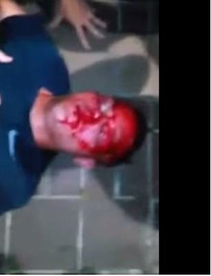 """Cincinnati Police: Officer who dubbed the 40 blacks attacking 1 white person a """"hate crime"""" was wrong..."""