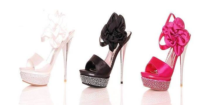 Shoes Trends For Ladies...