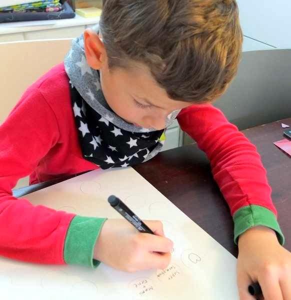 Schau mal wie schön: Adventskalender mit Kindern gestalten
