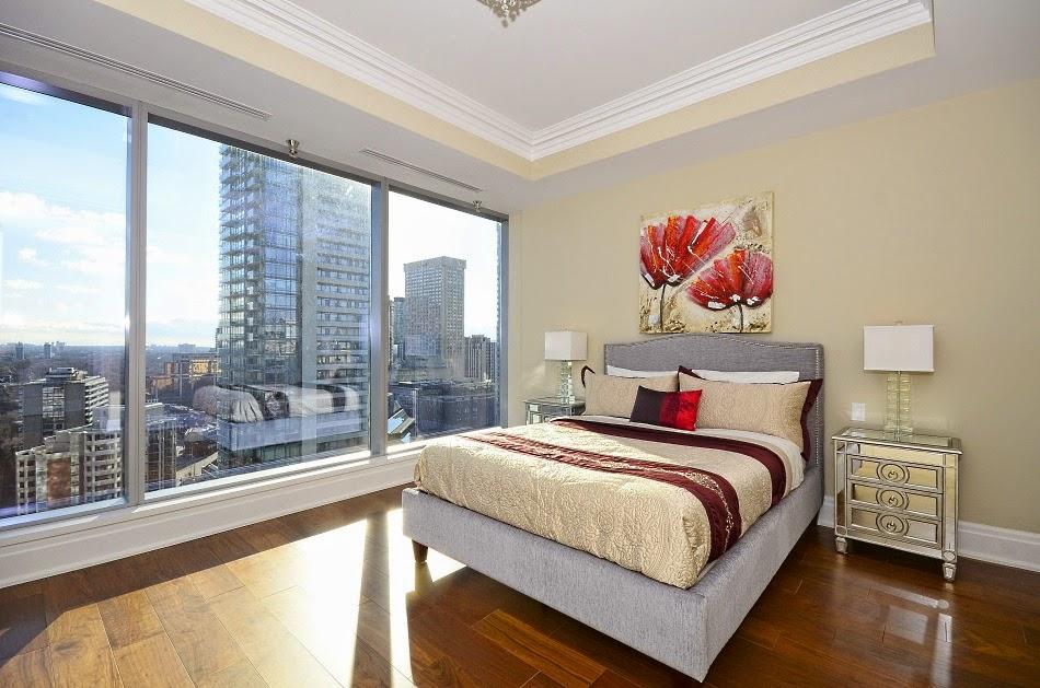 Bedroom glamor ideas condo bedroom glamor ideas for Condo bedroom design