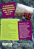 Marcha Senderista del Cerezo en Flor 2013