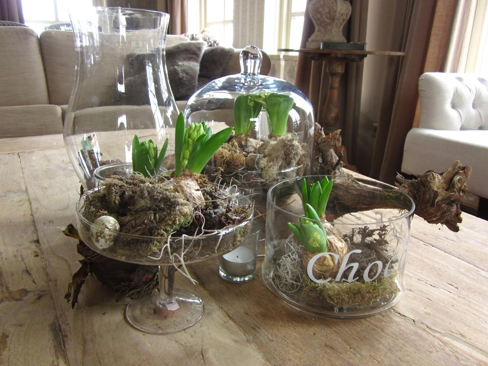 Sfeer in landelijke stijl 04 05 13 for Decoratie tafel landelijk
