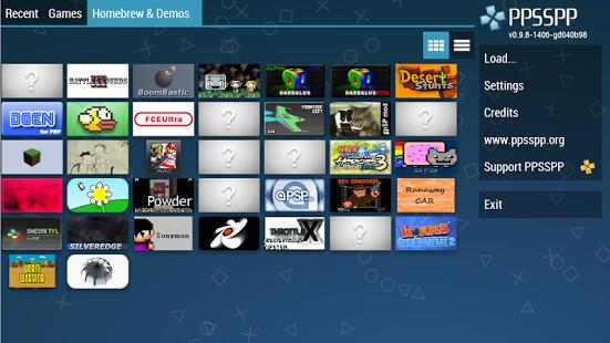 PPSSPP Gold – PSP Emulator V1.0.0.0 Apk