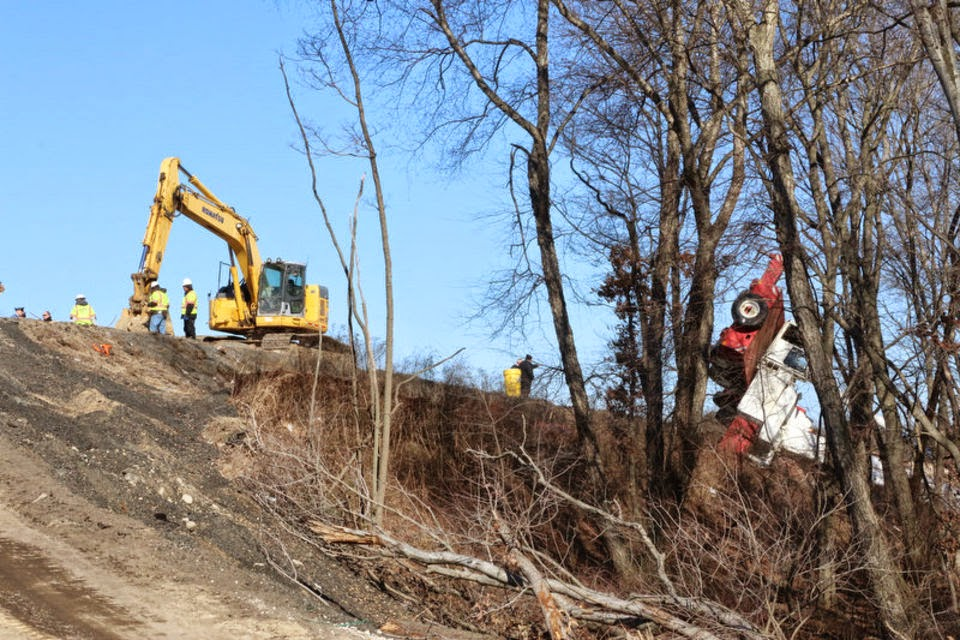 Metropolitan Engineering Consulting Forensics Expert Engineers Garden State Parkway Crane