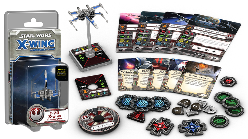 Star Wars X-Wing Purple Bases and Pegs Expansion FFG Miniatures Board Game New!