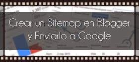 como crear sitemap y enviarlo a google
