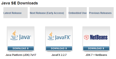 Java SE Download